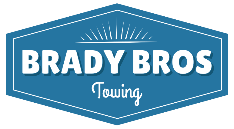 Brady Bros Towing in Irvine